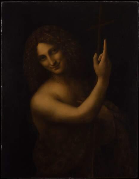 Saint Jean Baptiste, vers 1508-1519