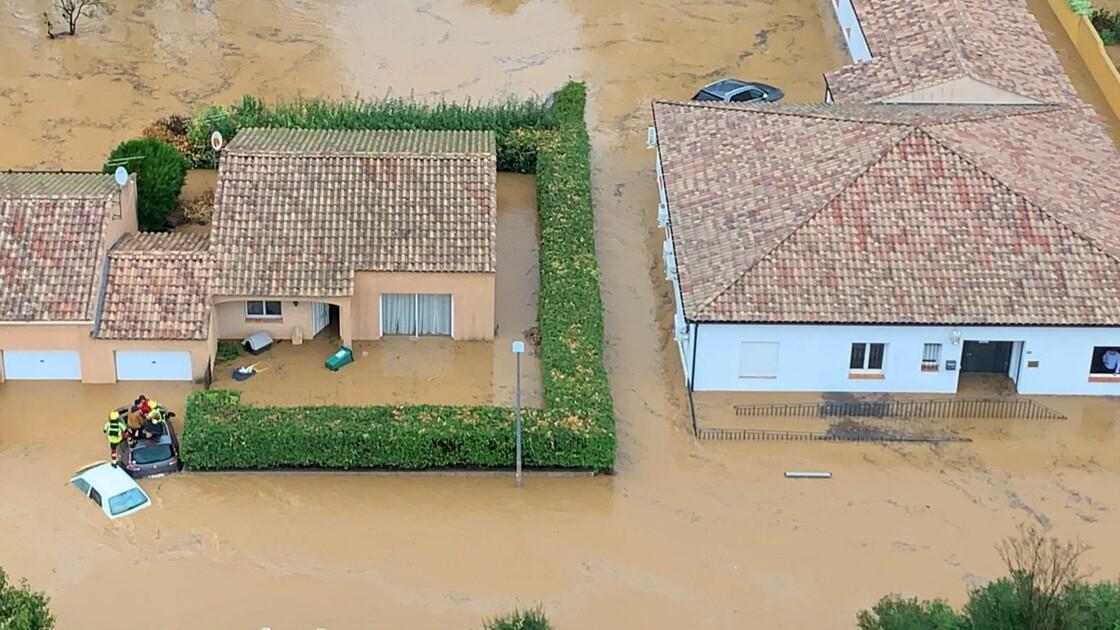 Orages: dégâts dans l'Hérault, Var et Haute-Corse en alerte