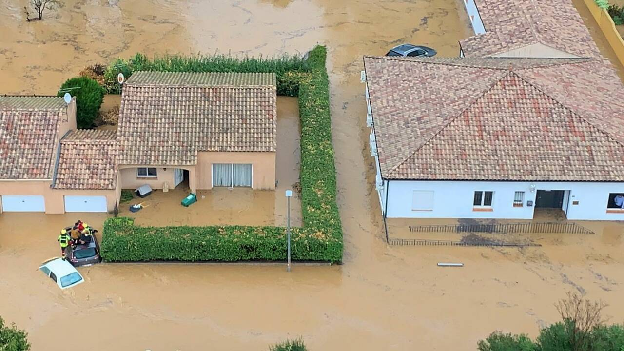 Le temps jeudi: vigilance orange prolongée en Corse