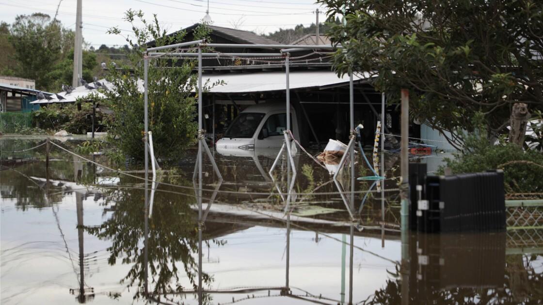 Japon: dix morts et trois disparus dans des pluies diluviennes