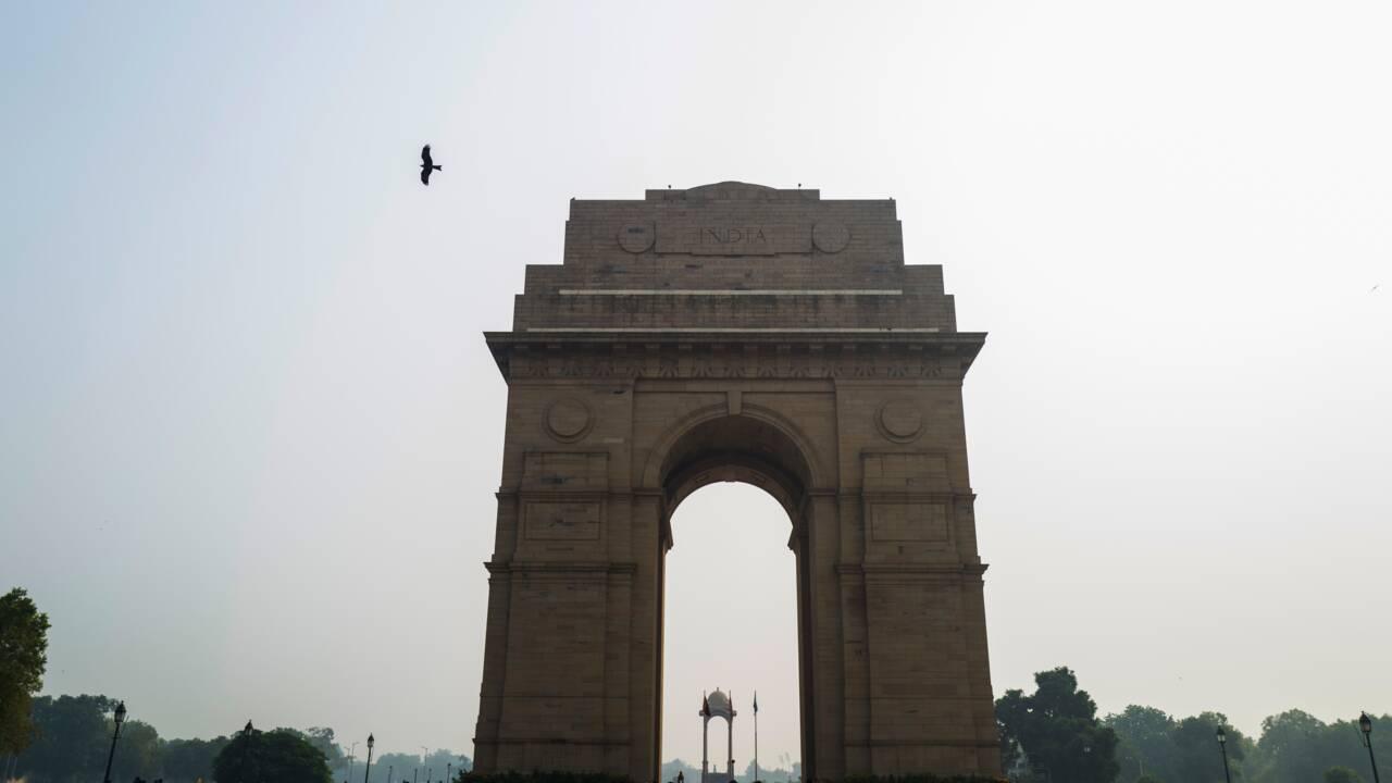 Inde: lendemain de Diwali pollué à New Delhi