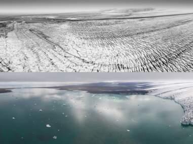 Les glaciers d'Islande en voie de disparition : la preuve en images