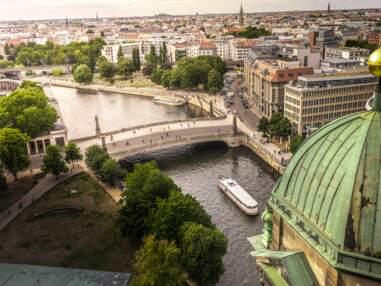 Berlin au fil de l'eau : voyage dans l'une des plus fascinantes capitales d'Europe