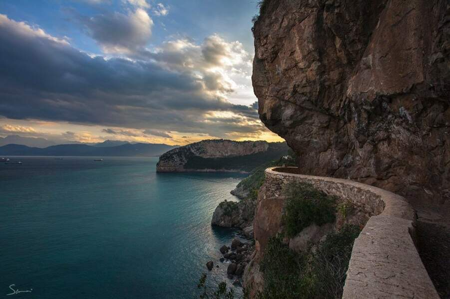Route côtière à Béjaïa