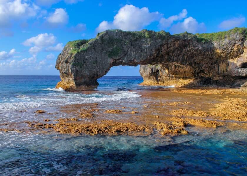 Arche, Talava Arches (Niué)