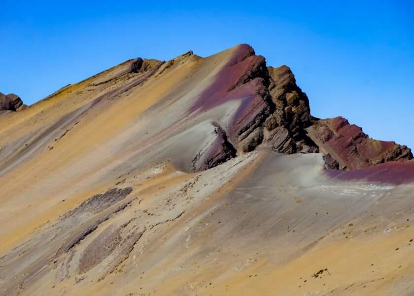 Montagnes arc-en-ciel, Vinicunca (Pérou)