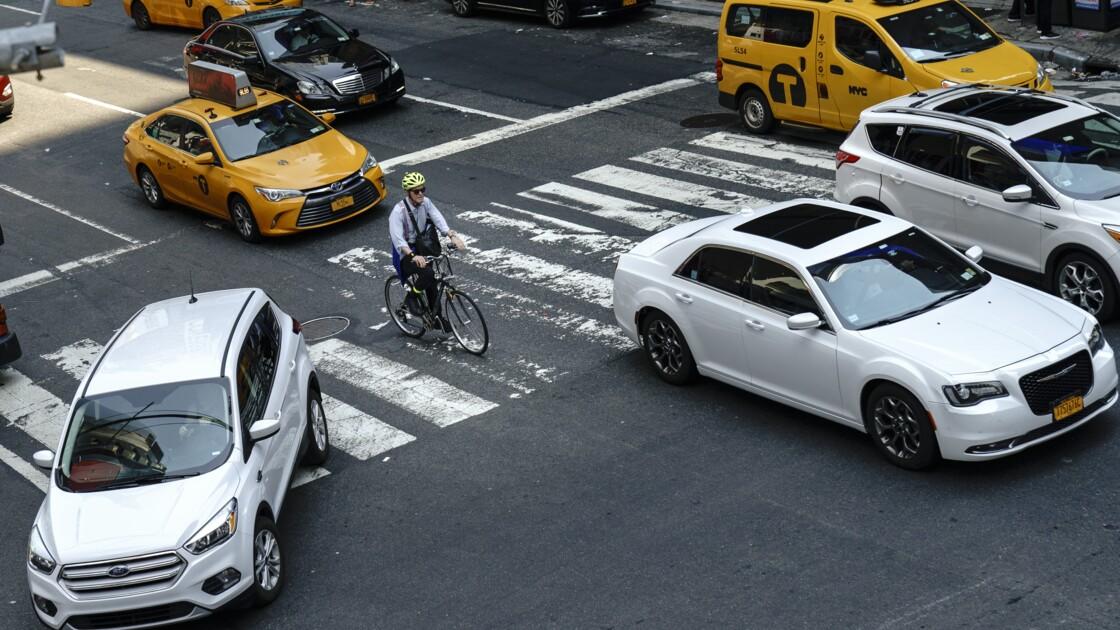 New York prête à redoubler d'efforts pour les vélos à partir de 2022
