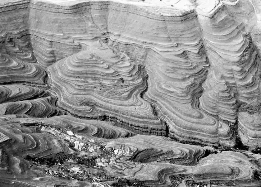 Jeu de paysage et de géologie (Yémen)