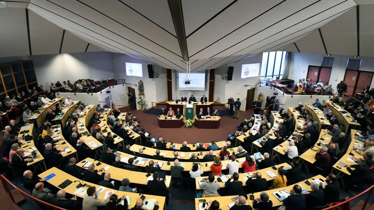 Ecologie, lutte contre les abus sexuels: les évêques entament leurs travaux à Lourdes