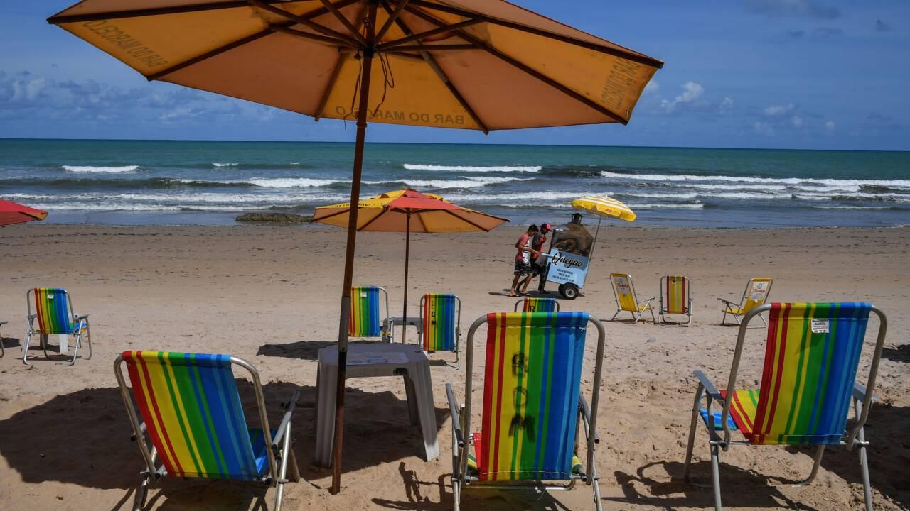 Au Brésil, une marée noire juste avant la haute saison touristique