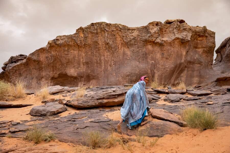 Robe des sables