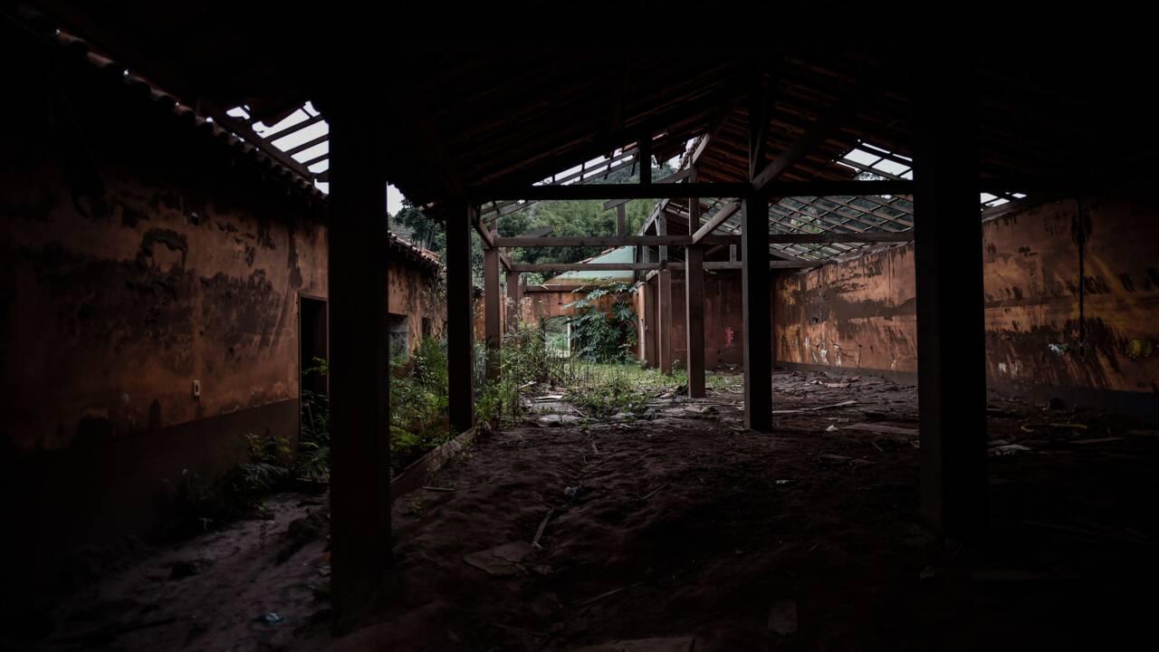 Brésil: quatre ans après la catastrophe de Mariana, un décor fantôme
