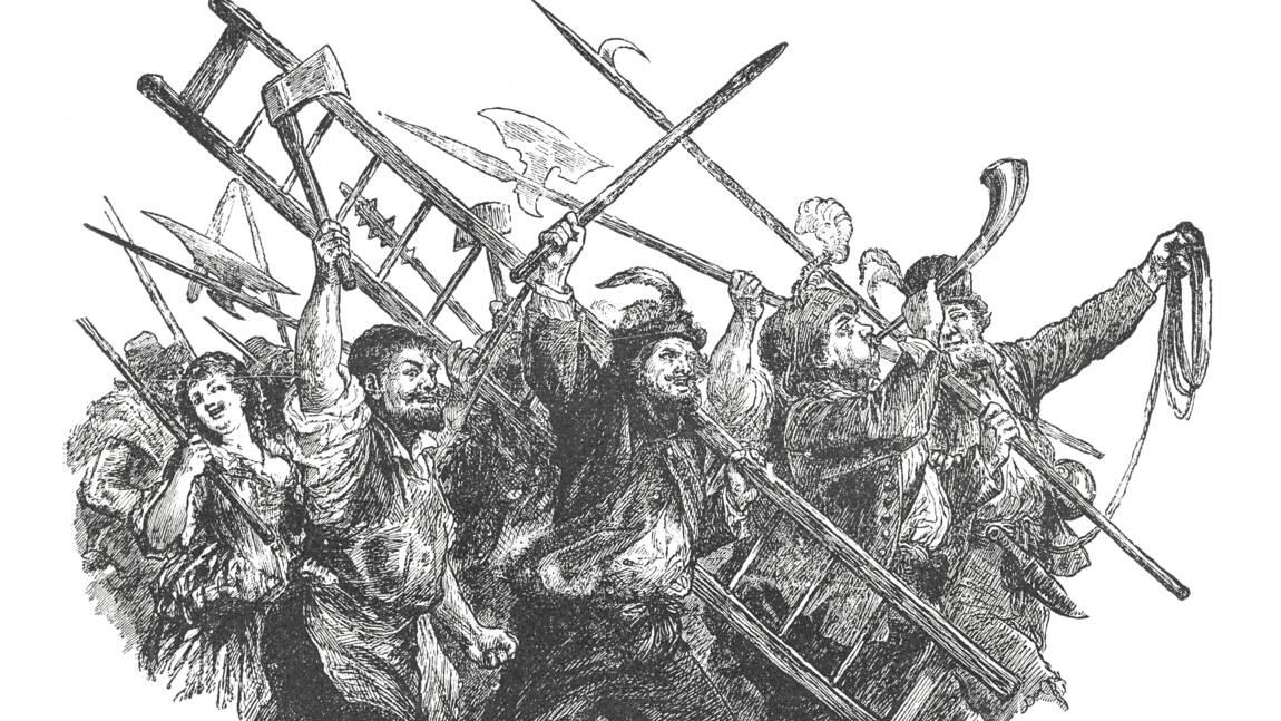 Ces frondes qui ont forgé l'identité bretonne