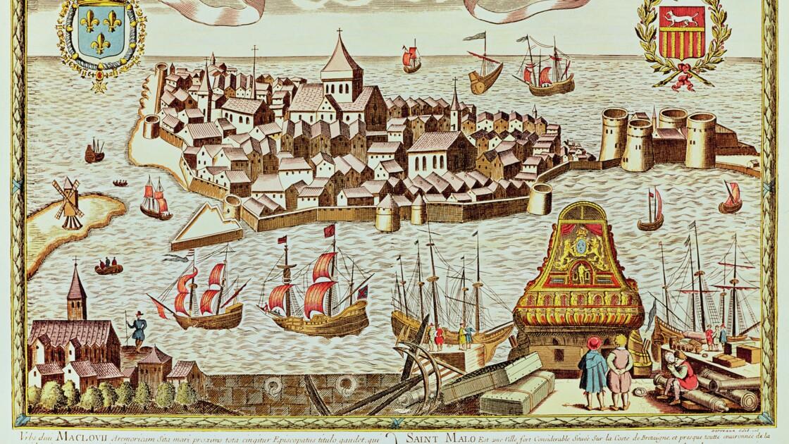Quand la Bretagne était championne du fret maritime et des toiles manufacturées