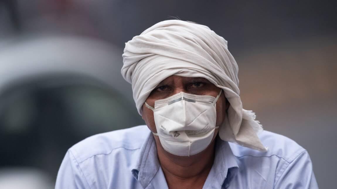 New Delhi piégée dans une pollution dantesque
