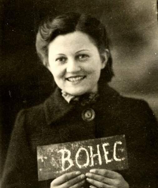 Jeanne Bohec (1919 - 2010), une chimiste résistante