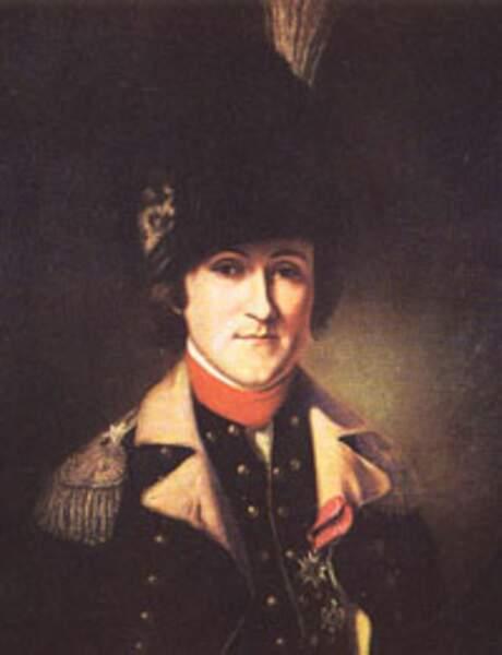 Armand Tuffin de La Rouërie (1751 - 1793), le combattant des libertés