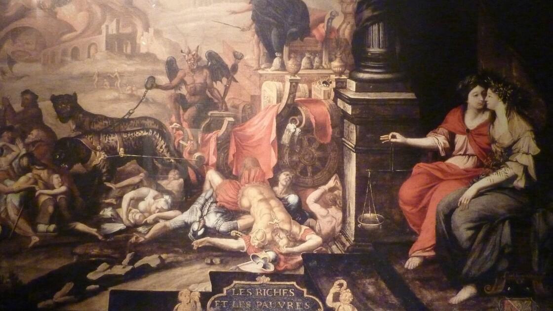 Bretagne : quand les Bonnets rouges défiaient Louis XIV