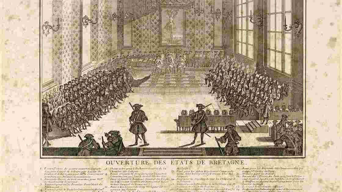 """La Révolution française en Bretagne : 1789, quand les """"patriotes"""" se soulevèrent"""