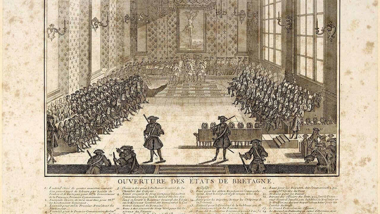 Révolution française en Bretagne : 1789, quand les patriotes se soulevèrent