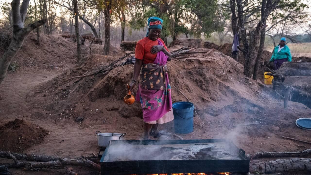 En Afrique du Sud, le sel sacré qui épice la grande cuisine