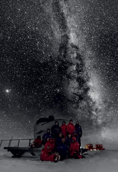 Le ciel le plus étoilé jamais observé