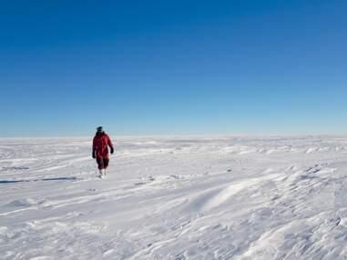 Ce Français a passé neuf mois isolé dans une base de l'Antarctique