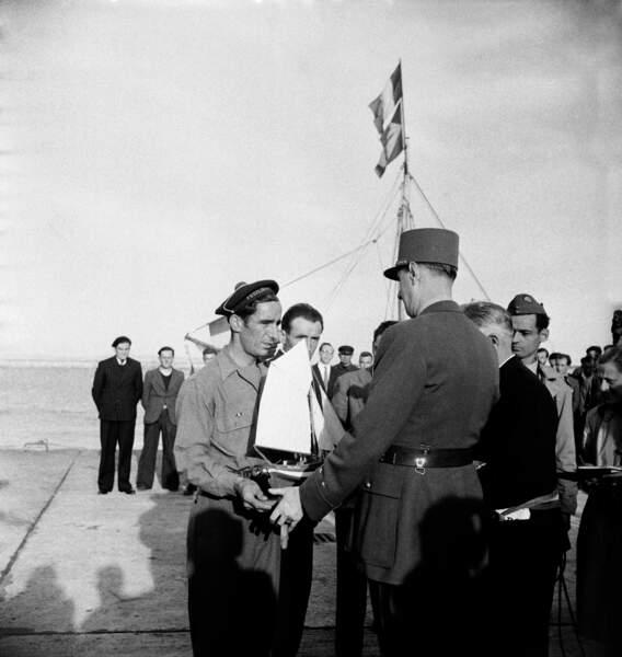 Ile de Sein, 1940 : des Résistants de la première heure