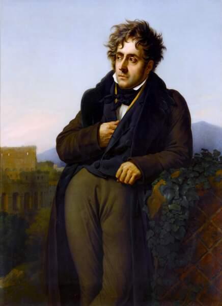 Saint-Malo, 1838 : dernière demeure pour Monsieur de Chateaubriand