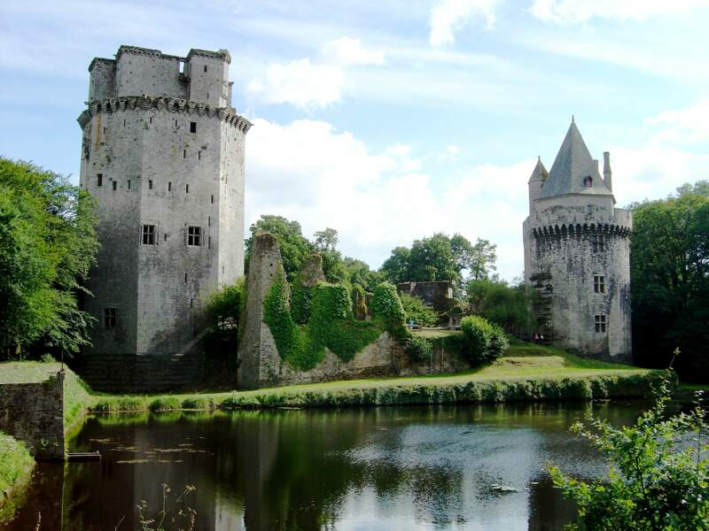 Le château de Largoët
