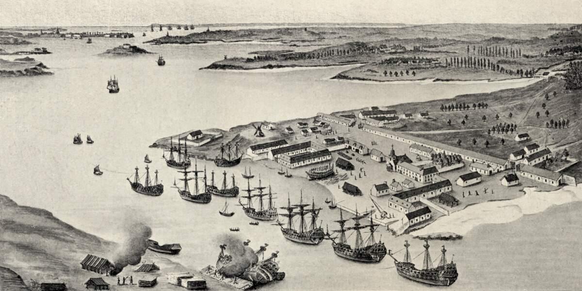 Lorient, 1666 : un port ouvert sur les Indes