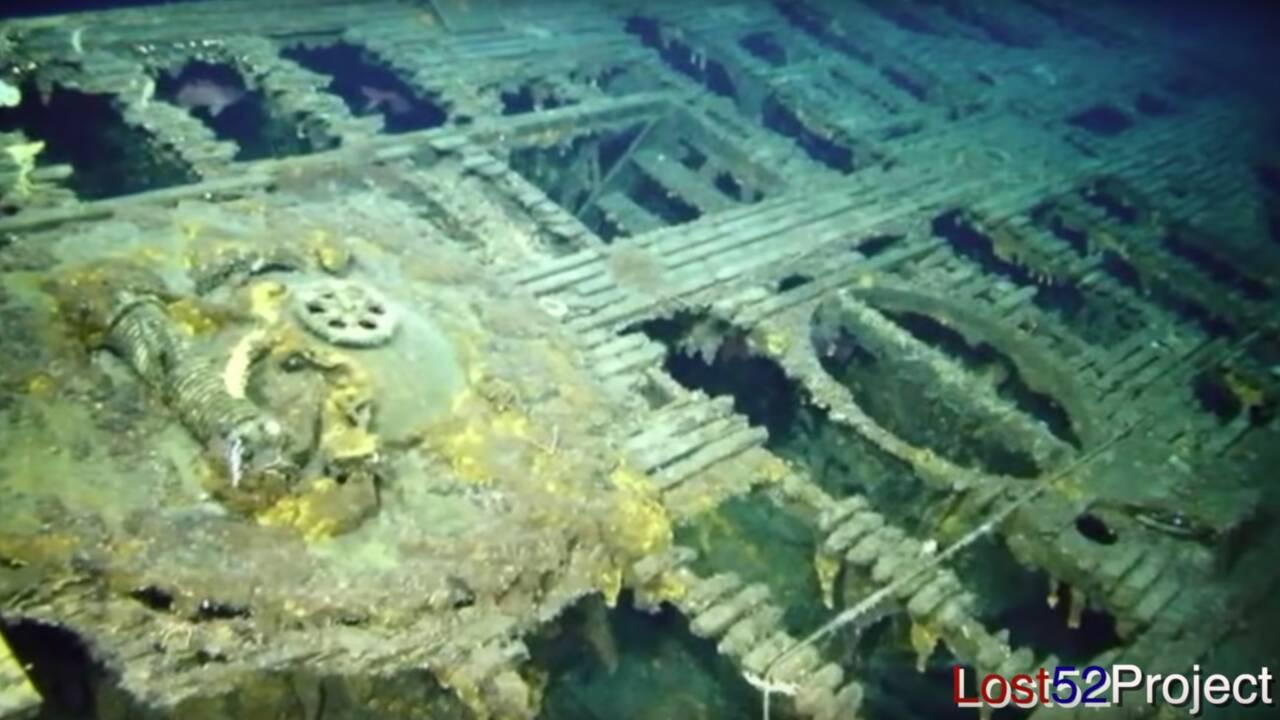 Des explorateurs corrigent la traduction d'un document militaire et retrouvent un sous-marin disparu