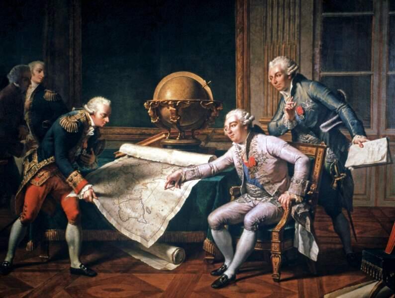 Brest, 1766 : en avant pour le tour du monde !