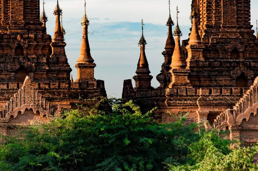 Site archéologique bouddhique de Bagan
