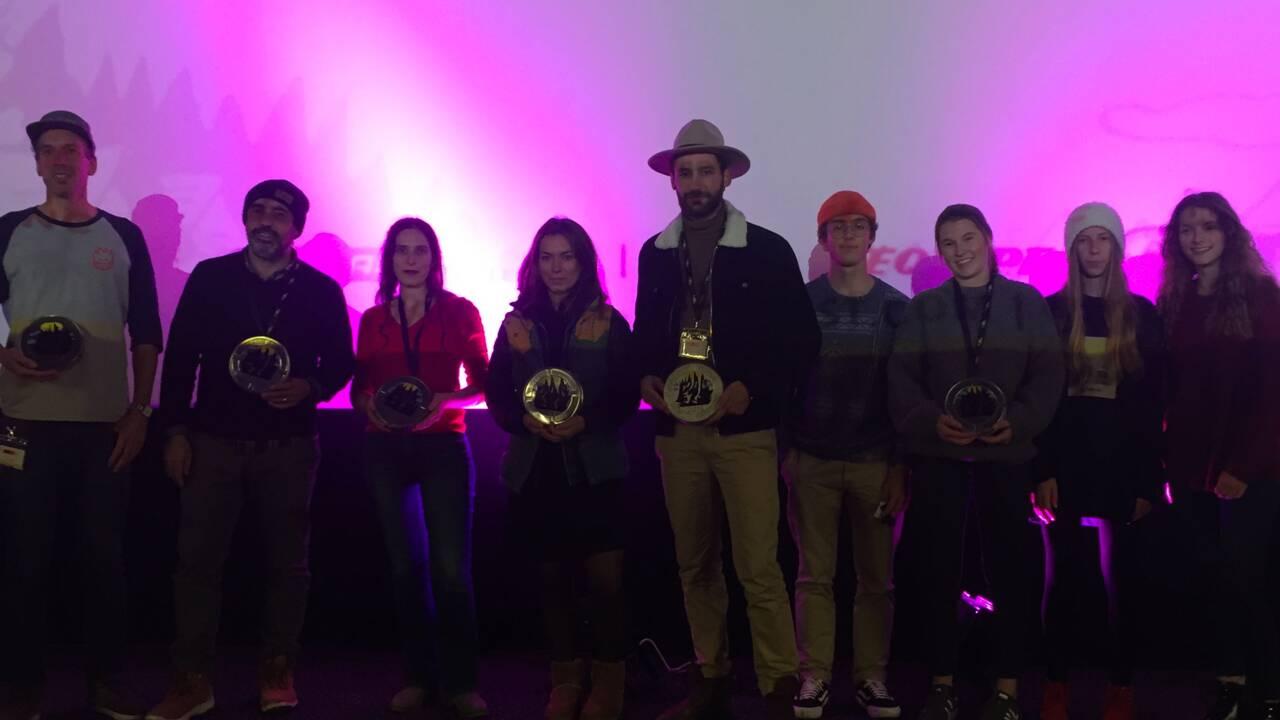 Les six films d'aventure récompensés au Winter Film Festival 2019