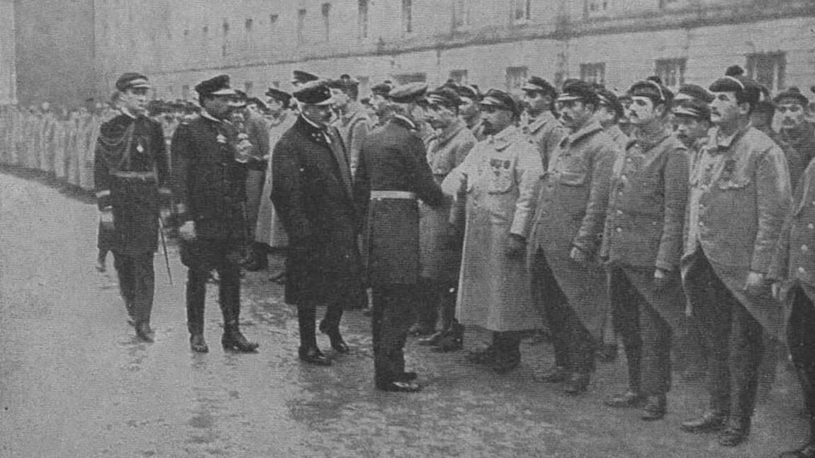 Première Guerre mondiale : ces jeunes marins bretons devenus héros de Dixmude