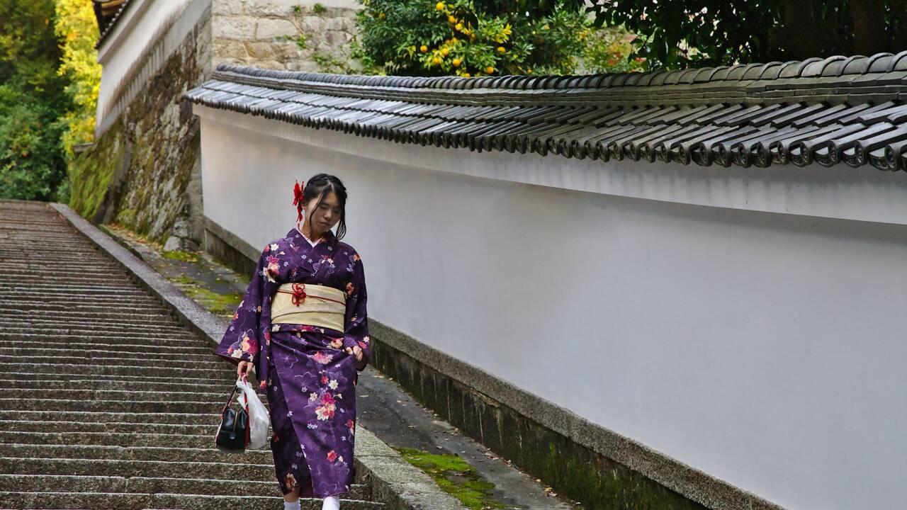 A Kyoto, prendre une photo peut coûter une amende de 83 euros aux touristes
