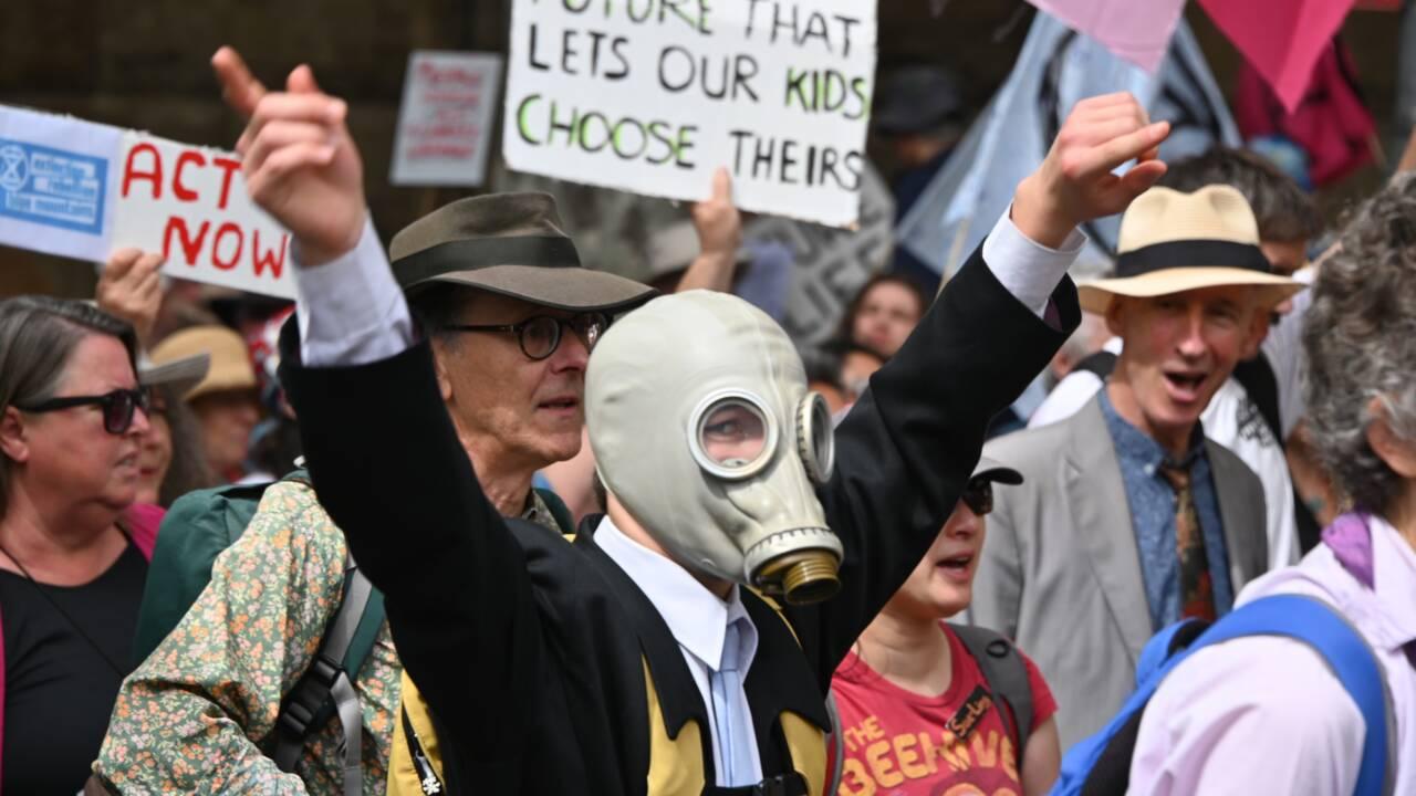 Feux en Australie: le silence de moins en moins tenable du gouvernement sur le climat