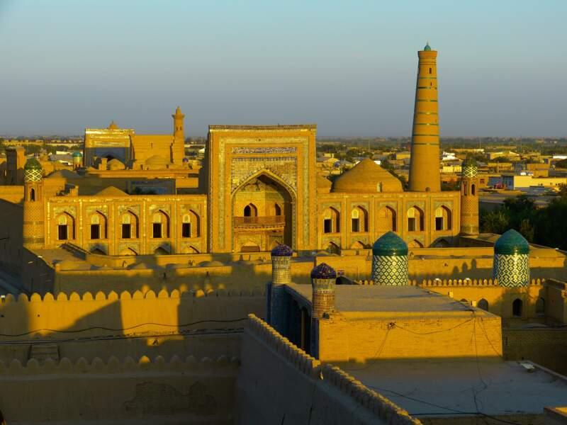 L'Ouzbékistan
