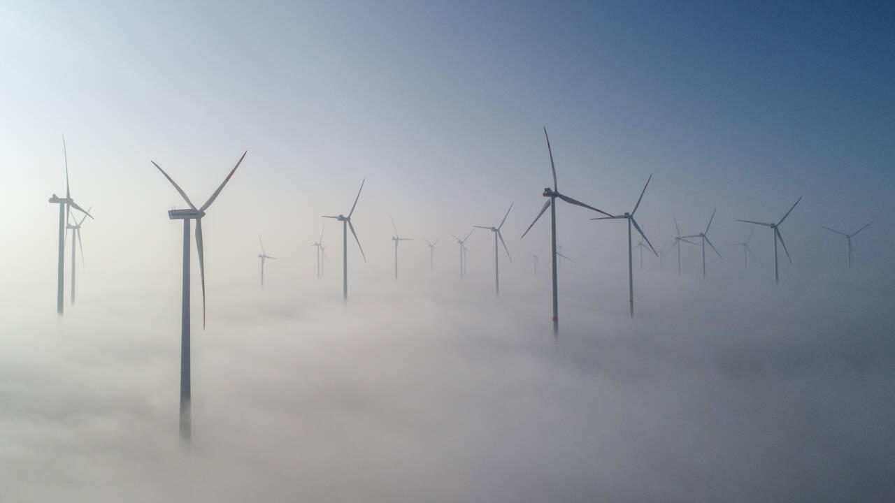 Pollution de l'air: énorme potentiel des énergies renouvelables pour la santé, calcule une étude