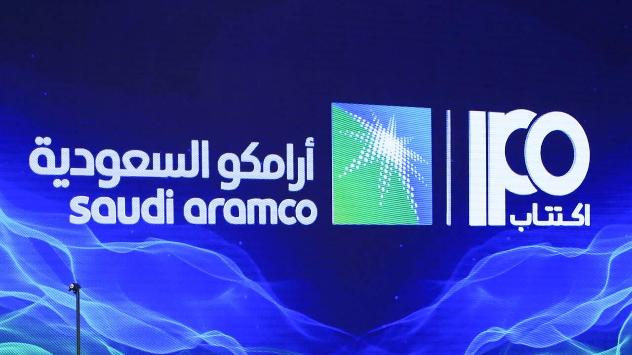 Pétrole: le changement climatique va peser sur le titre Aramco