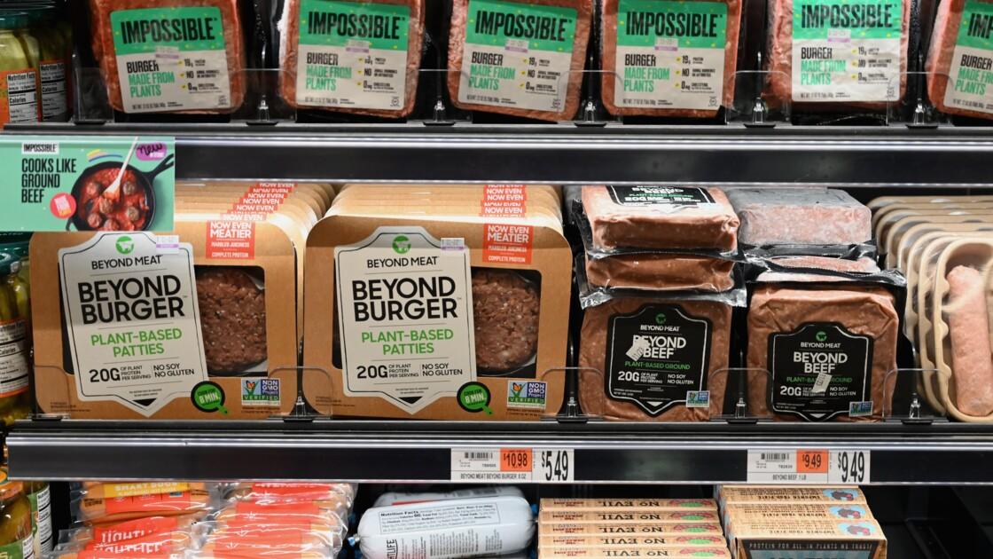 Les géants de la viande veulent aussi leur part du marché vegan
