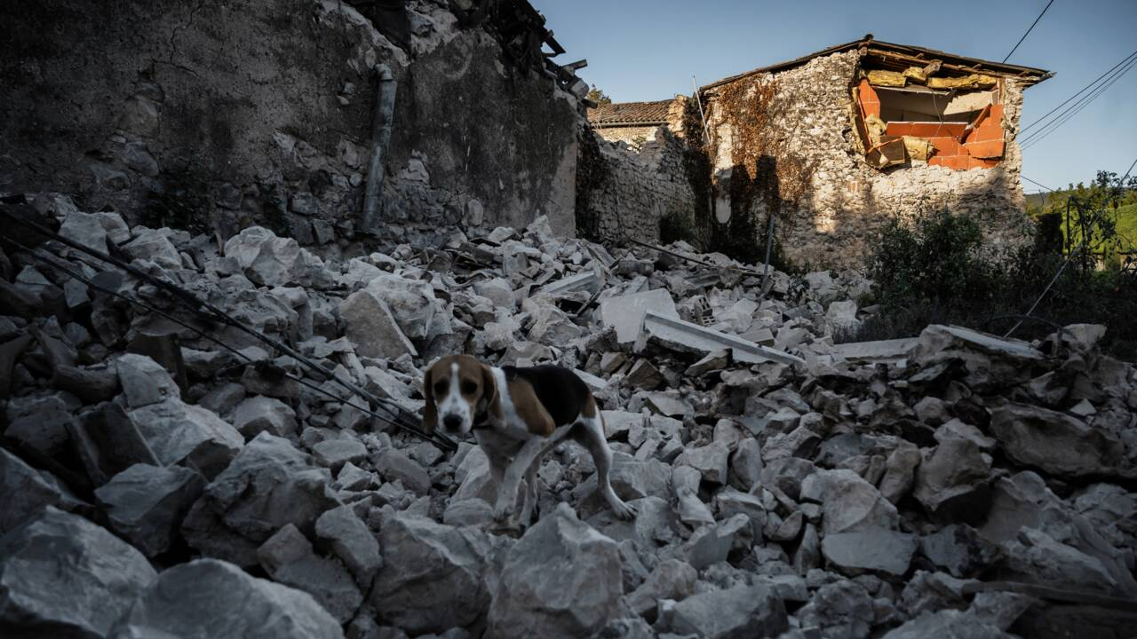 Séisme: 9 communes de Drôme et d'Ardèche reconnues en état de catastrophe naturelle