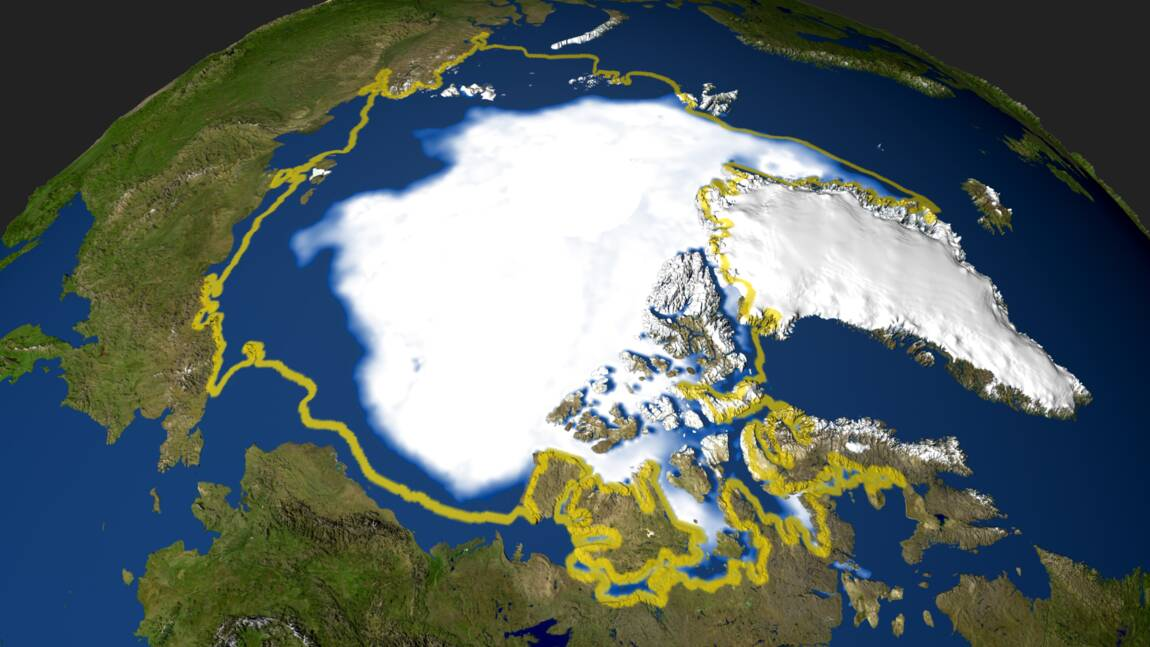 L'explorateur Mike Horn en difficulté en Arctique à cause du réchauffement climatique