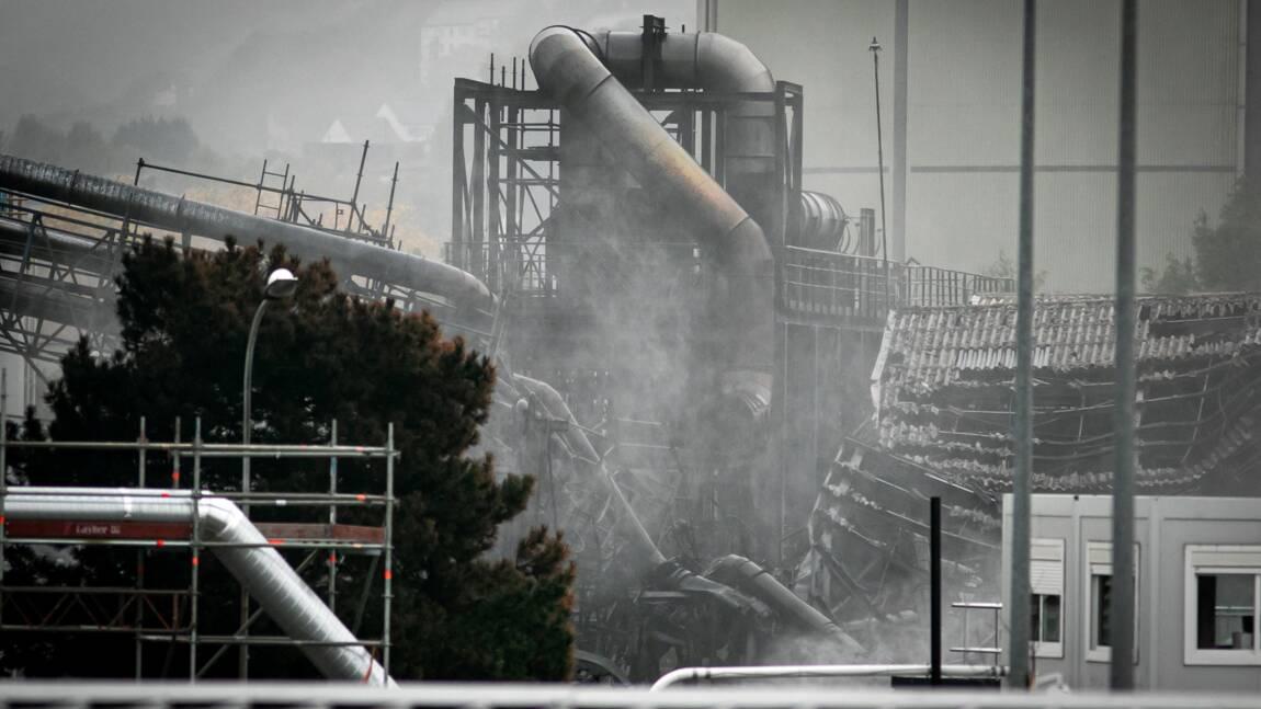 Hausse de 34% des accidents sur les sites industriels classés en deux ans