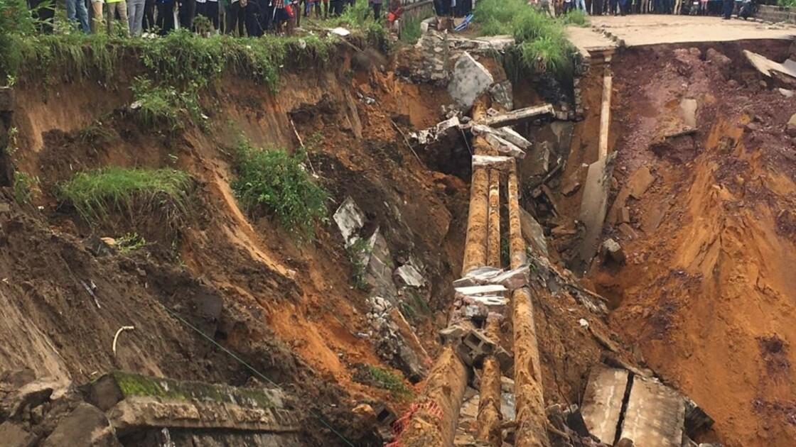 RDC: au moins 41 morts victimes de pluies diluviennes à Kinshasa