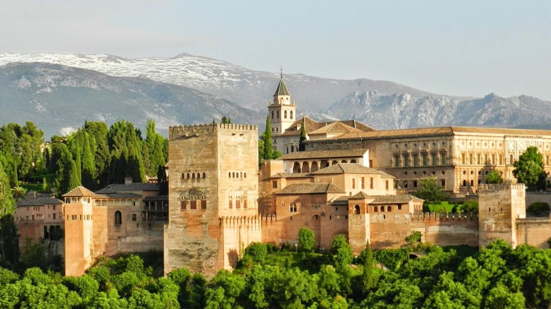 Espagne : l'Alhambra de Grenade rouvre ses portes au public