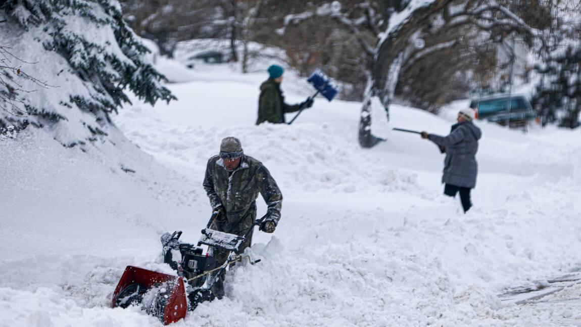 Des tempêtes perturbent les déplacements pour Thanksgiving aux Etats-Unis