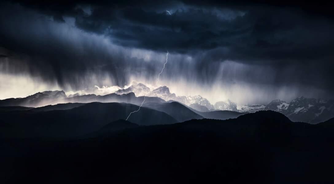 Journée orageuse