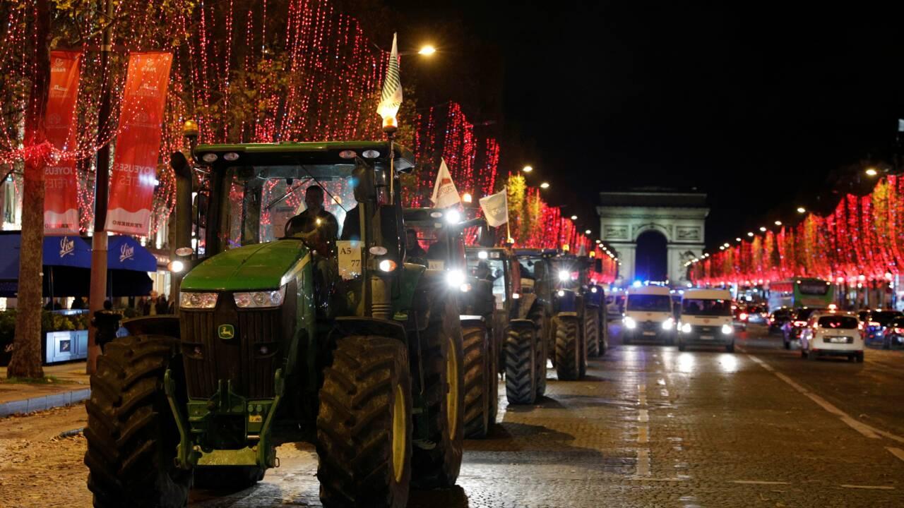 Après une spectaculaire journée de manifestation, l'agriculture à la recherche de sa transition